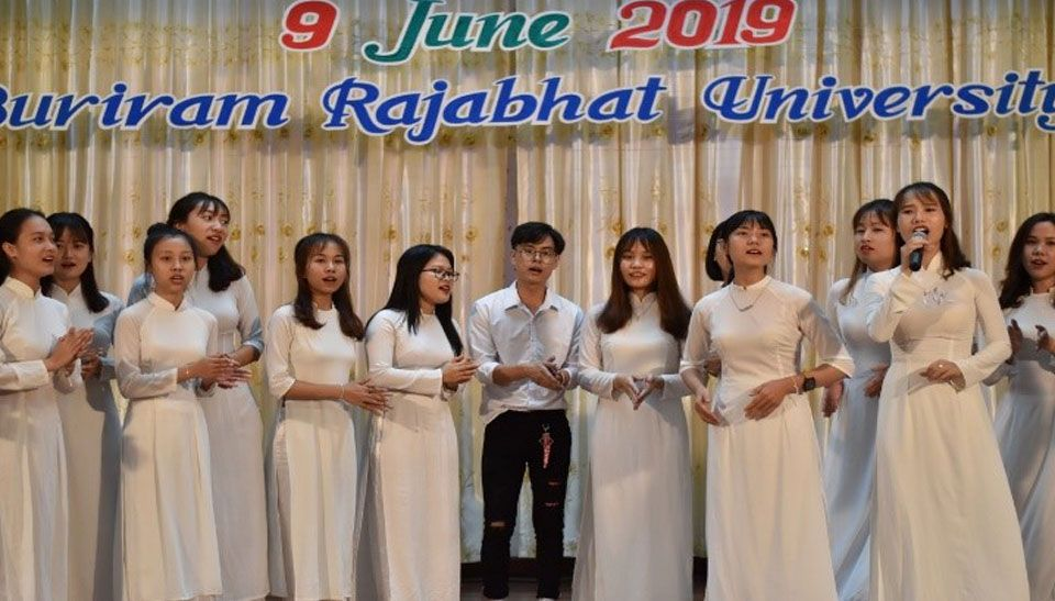 Warmly welcome delegatesfrom HU-UFL to BRU